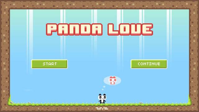 Panda Fun Jump Game