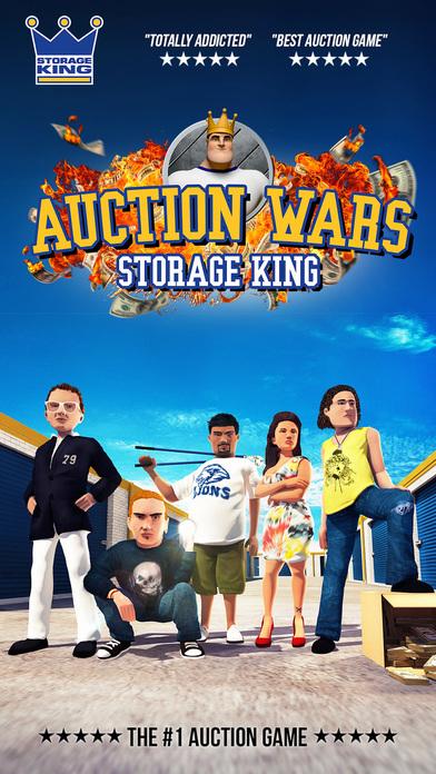 Screenshot 1 Auction Wars : Storage King