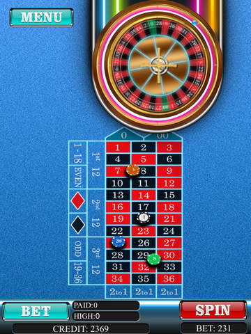 Best roulette on vegas strip