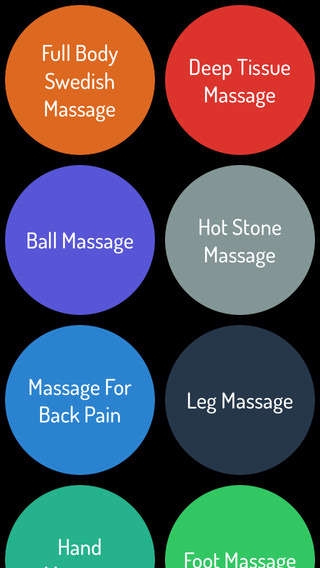 Massage Techniques - All In One Massage Guide
