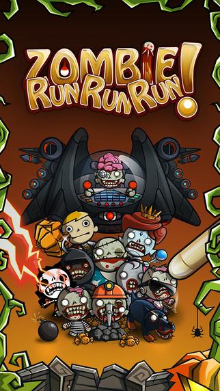 Zombie RunRunRun Candy War