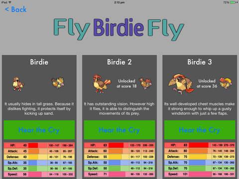 【免費遊戲App】Fly Birdie Fly!-APP點子