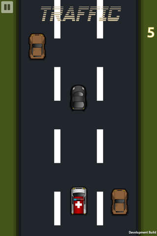 Traffic Dodge Z screenshot 1