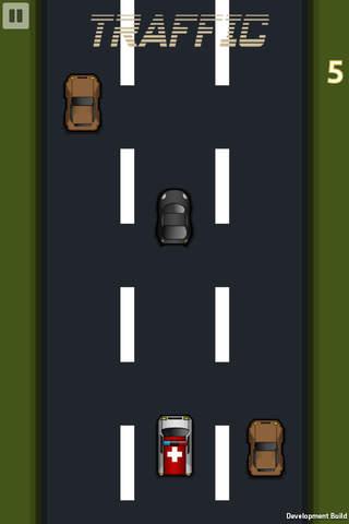 Traffic Dodge Z screenshot 1
