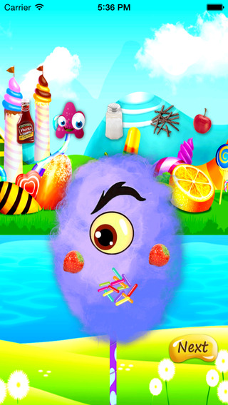Cotton Candy Mania - Free Game