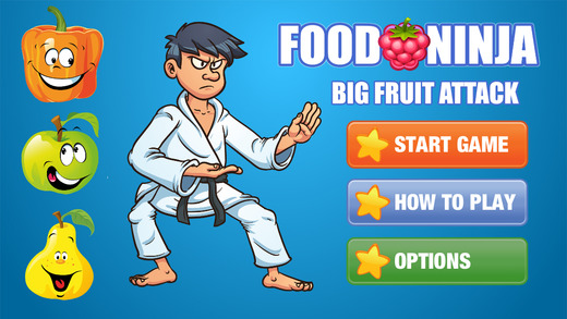 Fruit Attack - Food Ninja Free