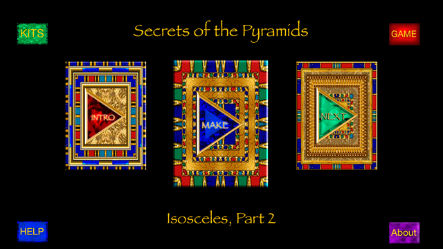 Secrets 1-2 PATTCAST: Pyramid adventures in crochet