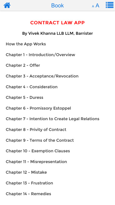 """contract law tutorial The law of contract is concerned with the basic issues of formation, performance and enforcement of agreements that are recognized in law as """"contractual"""" in nature."""