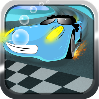 Funky Squid Goes Racing Pro LOGO-APP點子