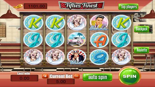 America PinUps Slots Rising Jackpot Win Bonanza 777 Slot Machine Gold Way