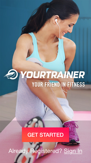 Your Trainer – Personalized Video Workouts and Exercises Led by Real Personal Trainers