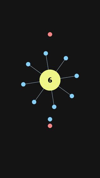 Triple Dots - Crazy Loop Circle Wheel