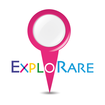 ExploRare LOGO-APP點子