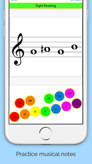 Note Read - Sight Reading Practice