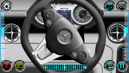 Silverlit bluetooth rc mercedes benz sls amg on the app store for Silverlit mercedes benz sls amg