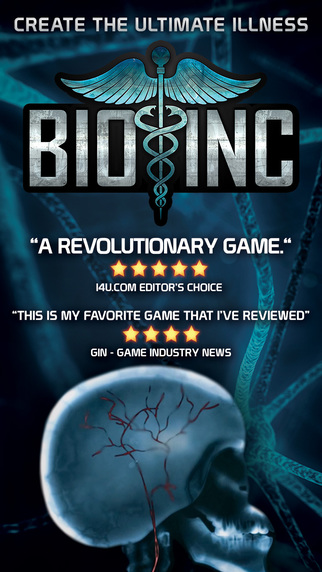 Bio Inc. - Biomedical Plague and Infection RTS