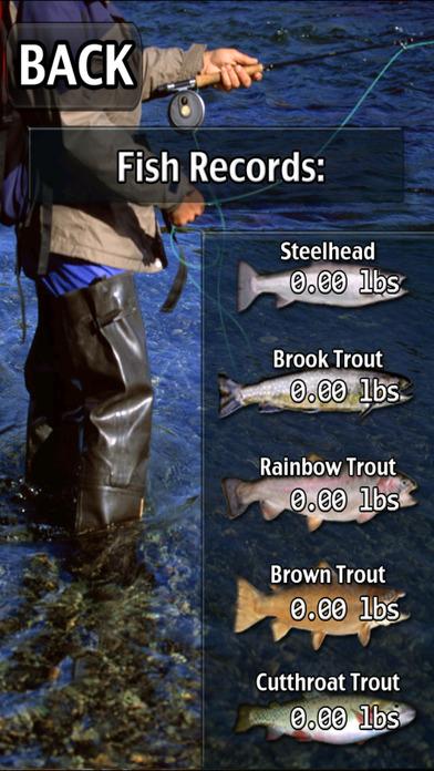 i Fishing Fly Fishing Edition iPhone Screenshot 3