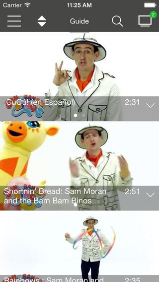 Sam and the Bam Bam Binos