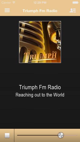 Triumph Fm Radio