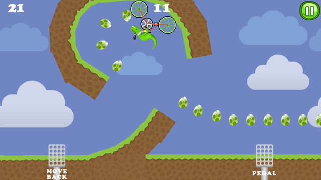 All New Dino's icycle - Climb Uphill In This HillyBilly Racing Game
