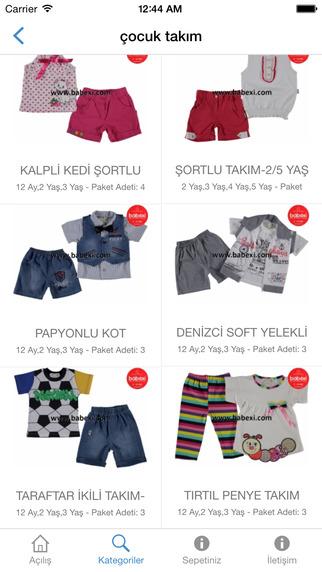 Babexi - Toptan Bebe ve Çocuk Giyim