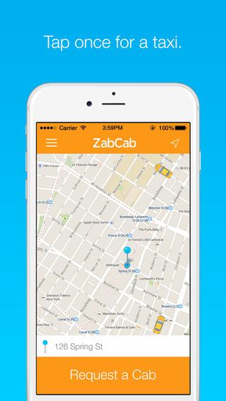 ZabCab - For Passengers