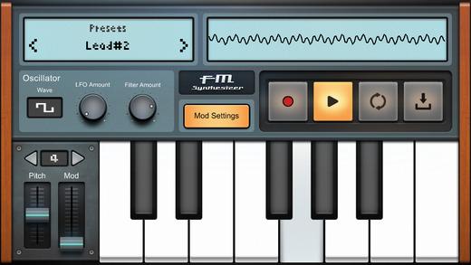 FM Synthesizer Plus