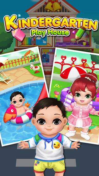 Baby Play House - Kindergarten Adventure