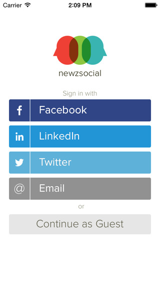 NewzSocial: Schedule and track posts on social media
