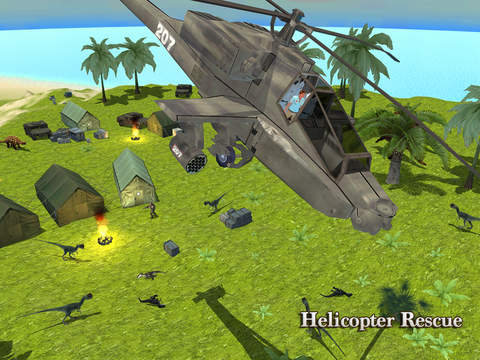Jurassic Island Rescue and Escape Proscreeshot 3