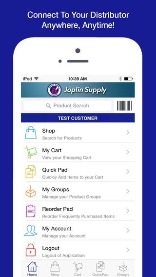 Joplin Supply Company OE Touch