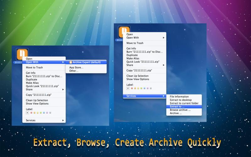 Archive Expert Screenshot - 5