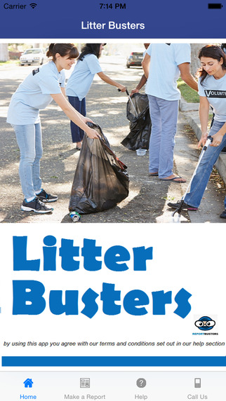 Litter Busters