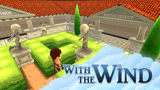 With the Wind Screenshot