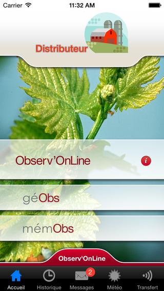 Observ'OnLine