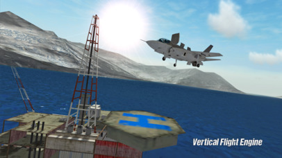F18 Carrier Landing II Pro screenshot 3