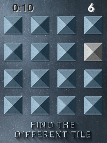 Avoid Tiles – Interesting See the Difference Game
