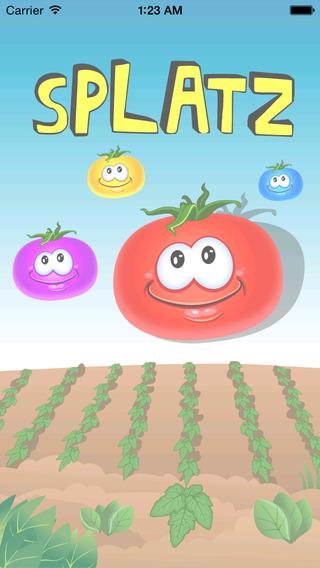 Tomato Crush Smash Ad Free