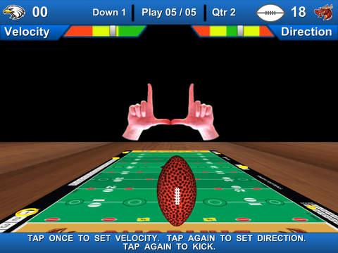 Finger Football Lite (3D Multiplayer) by Zelosport iPad Screenshot 4