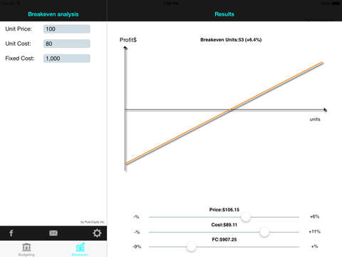 Capital iPad Screenshot 3