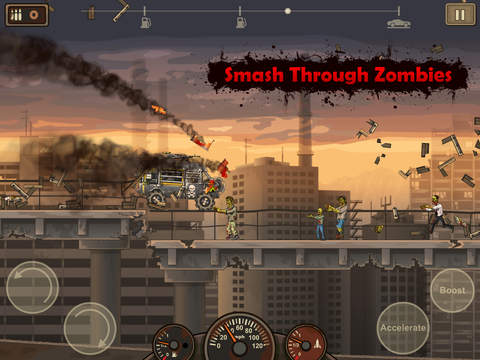 ipad Earn to Die 2 Screenshot 0