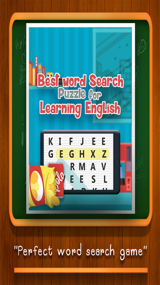Best Word Search for English Learning - Practice Vocabulary in an Addictive Game FREE