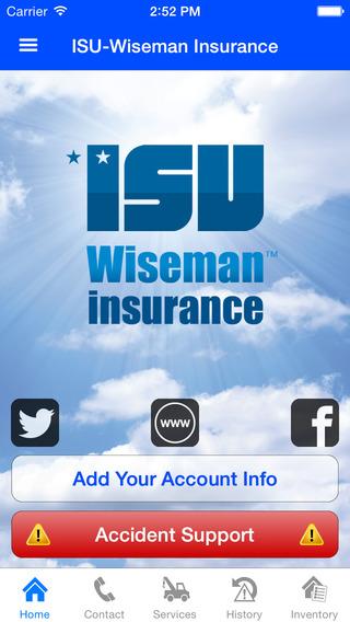 ISU Wiseman Insurance