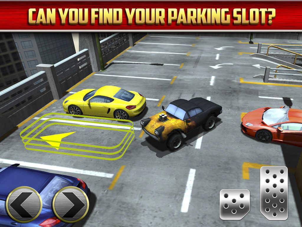 Multi Storey Car Parking Simulator 3D Download | ZDNet