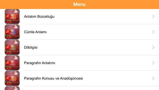 Türkçe Soru Bankası