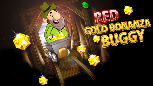 Red Gold Bonanza Buggy - Cart Ride In A Mine Cave Game