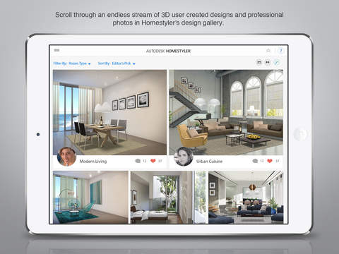 The best iphone apps for home decoration apppicker Interior design apps for iphone