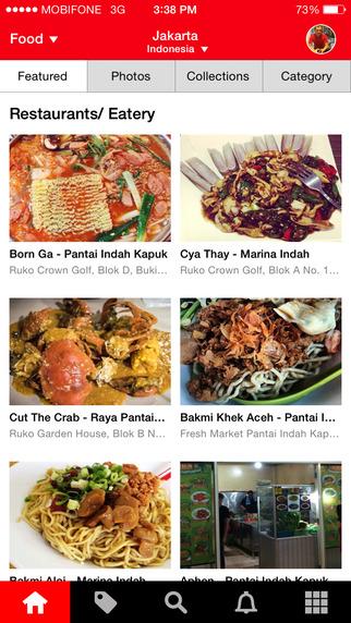 Foody - Find Restaurants in Vietnam