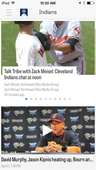 cleveland.com: Cleveland Indians News