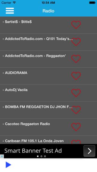 Reggaeton Music Radio With Music News
